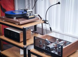How Will An Integrated Amplifier Work With The Phono Stage?
