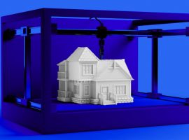 How long do 3d printed houses last?